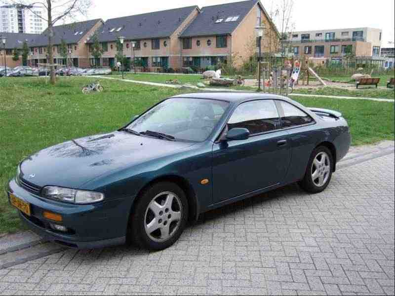 Nissan 240SX S14купе 2.0 AT Turbo 1995–1996