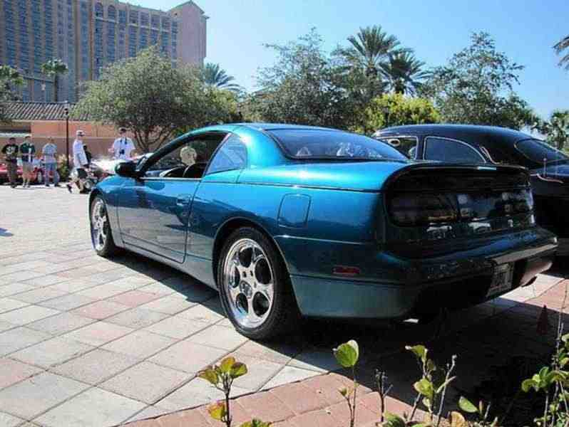 Nissan 300ZX Z32кабриолет 3.0 Twin Turbo AT 1993–1995