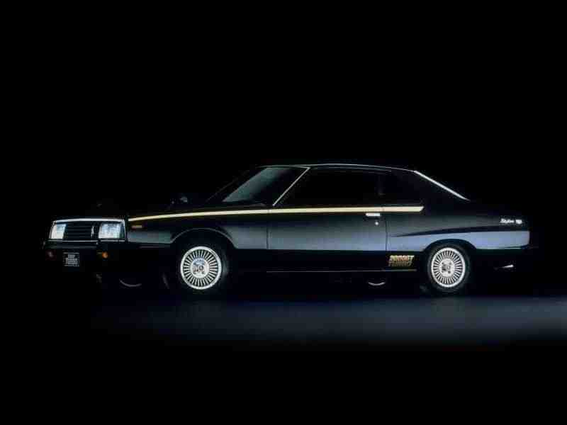 Nissan Skyline C210Turbo купе 2-дв. 2.0 Turbo MT 1980–1981