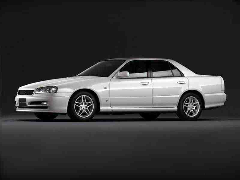 Nissan Skyline r34седан 2.5 AT 4WD 1998–2001