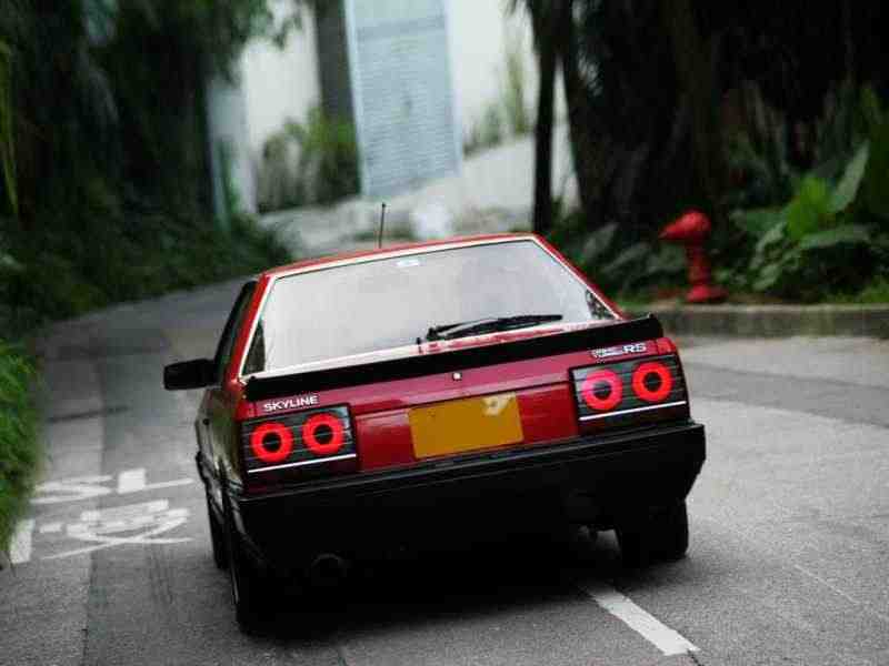 Nissan Skyline R30RS-X купе 2-дв. 2.0 MT 1983–1985