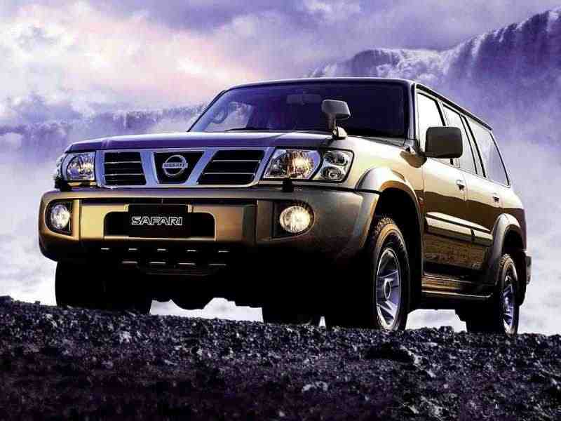 Nissan Safari Y61универсал 4.2 D T 4WD AT 1997–2003