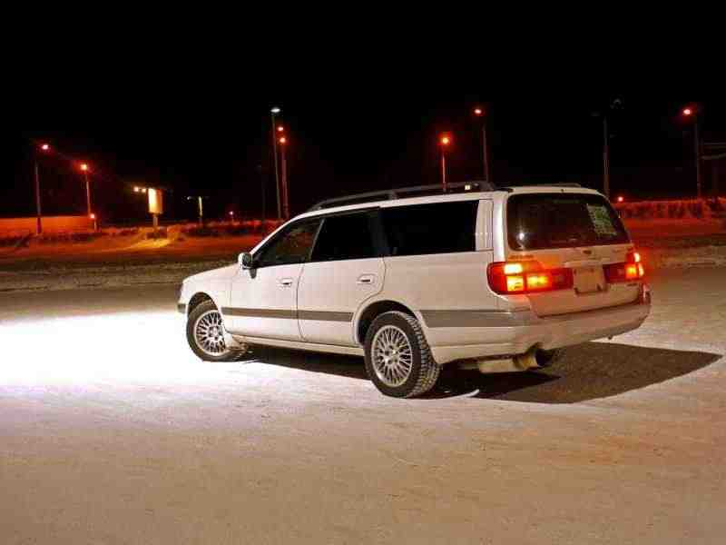 Nissan Stagea WC34универсал 5-дв. 2.0 MT 1996–1998