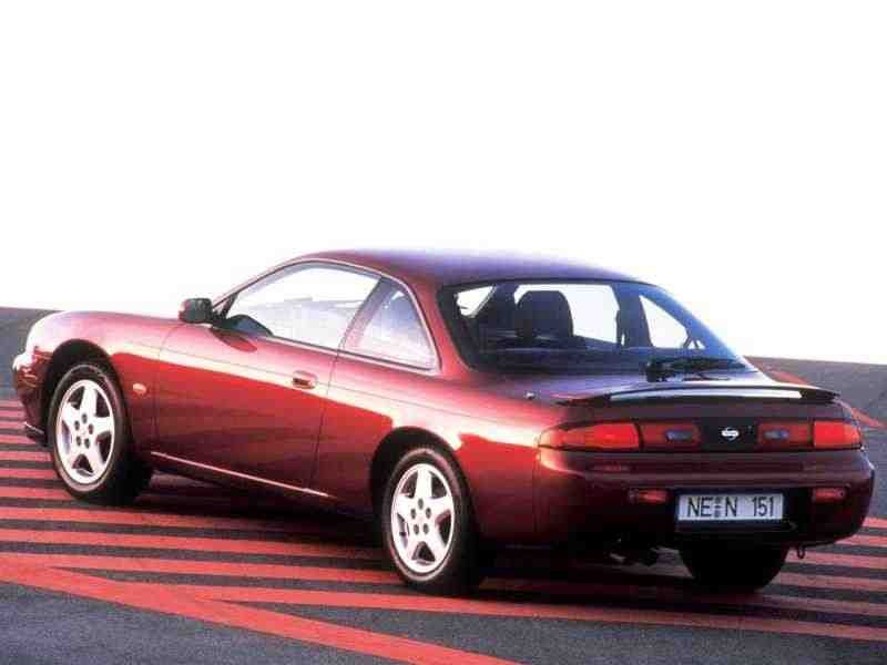 Nissan Silvia S14купе 2.4 AT 1995–1996