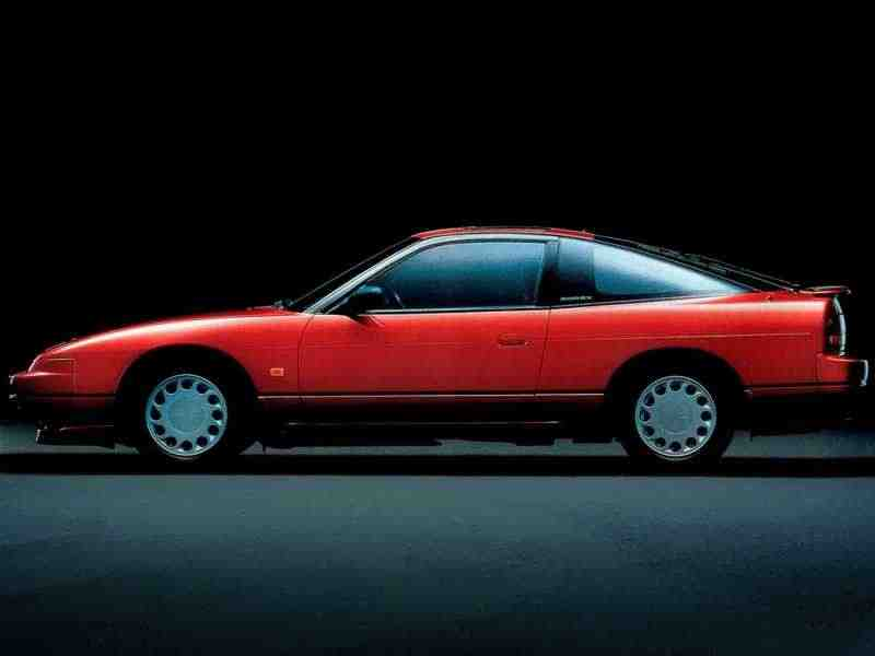 Nissan 200SX S13купе 1.8 AT Turbo 1988–1993