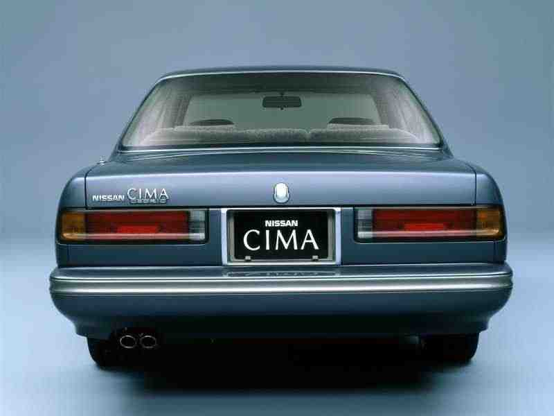 Nissan Cima Y31седан 3.0 T AT 1988–1991