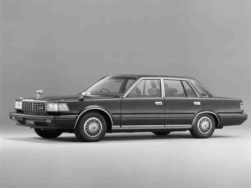 Nissan Cedric Y30седан 2.0 AT 1984–1985