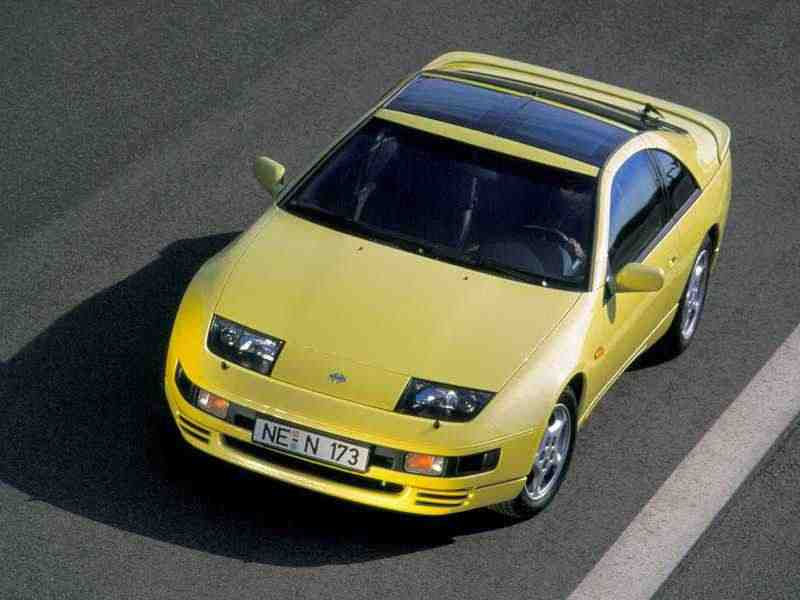 Nissan 300ZX Z32купе 3.0 Twin Turbo AT 1990–1995
