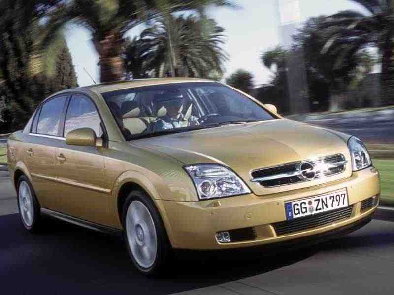 Opel Vectra Cседан 4-дв. 2.2 DTI AT 2002–2005
