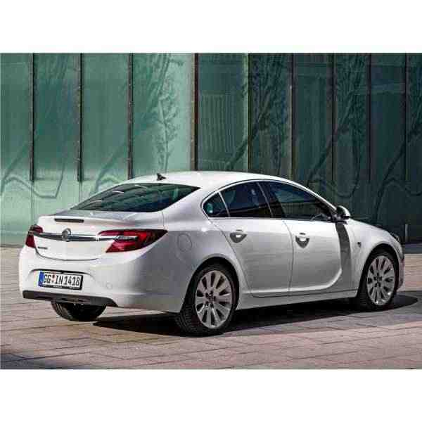 Opel Insignia 1 поколение  [рестайлинг] седан 1.4 Turbo LPG ecoFLEX MT 2013–н. в.