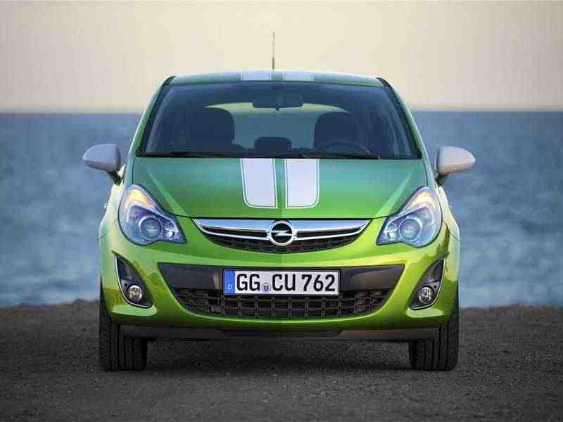 Opel Corsa D [рестайлинг] хетчбэк 3-дв. 1.4 AT Enjoy 2011–н. в.