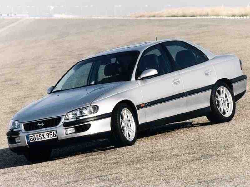 Opel Omega Bседан 2.0 AT 1994–1999
