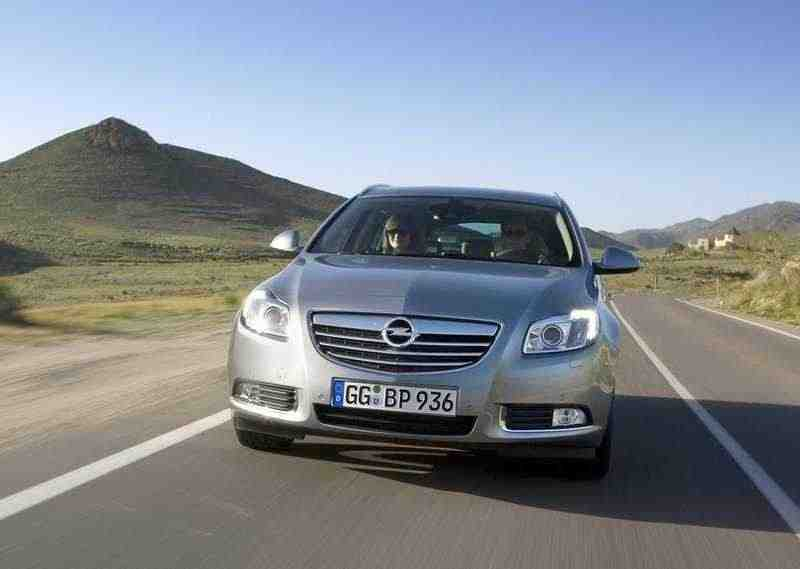 Opel Insignia 1 поколение Sports Tourer универсал 5-дв. 2.0 Turbo AT Active 2009–н. в.