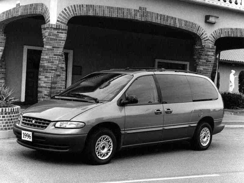 Plymouth Voyager/Grand Voyager 3 поколение Grand минивэн 5-дв. 3.3i AT 1995–2001