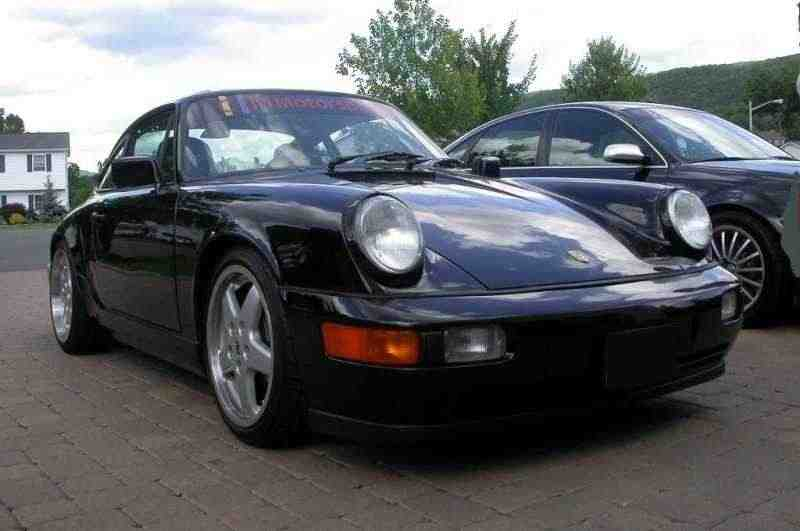 Porsche 911 993Carrera купе 3.8 MT Carrera RS 1995–1996