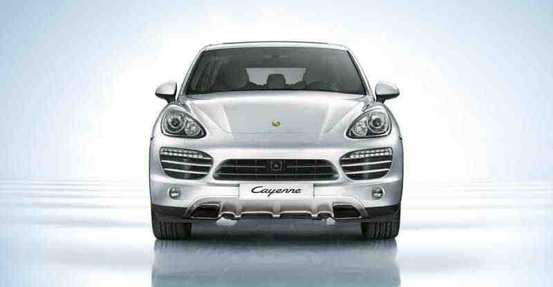 Porsche Cayenne 958кроссовер S 4.8 Tiptronic AWD Базовая 2010–н. в.