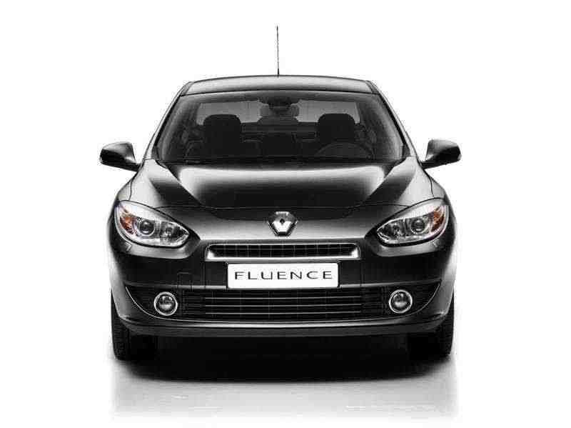 Renault Fluence 1 поколение седан 1.6 MT Authentique (2012) 2009–2012