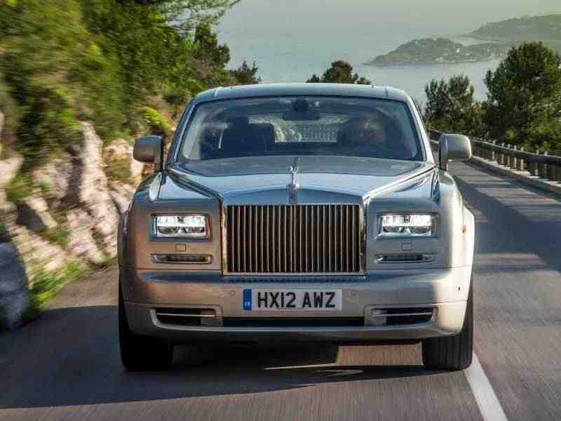 Rolls-Royce Phantom 7 поколение  [2-й рестайлинг] седан 6.7 AT SWB 2012–н. в.