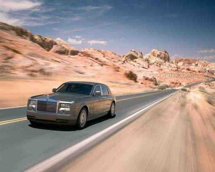 Rolls-Royce Phantom 7 поколение  [рестайлинг] седан 6.7 AT EWB Базовая 2008–2012