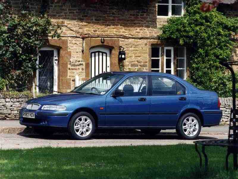 Rover 400 Series HH-Rседан 420 MT Si Lux 1995–2000