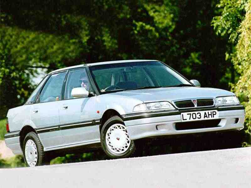 Rover 400 Series R8седан 416 MT GSI 1990–1995