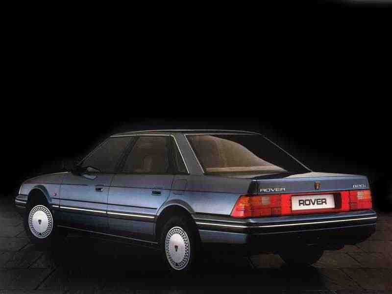 Rover 800 Series 1 поколение седан 825 AT (RS) 1996–1999