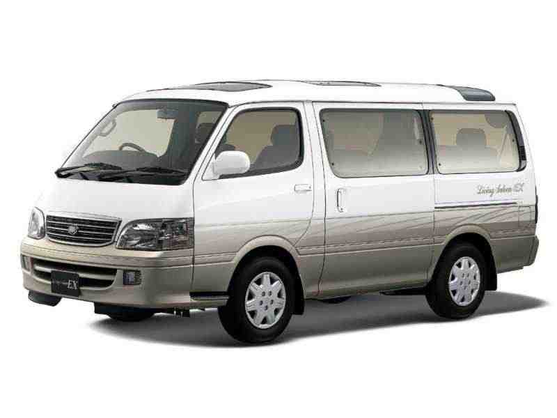 Toyota Hiace H100микроавтобус 4-дв. 2.4 AT 1989–2004