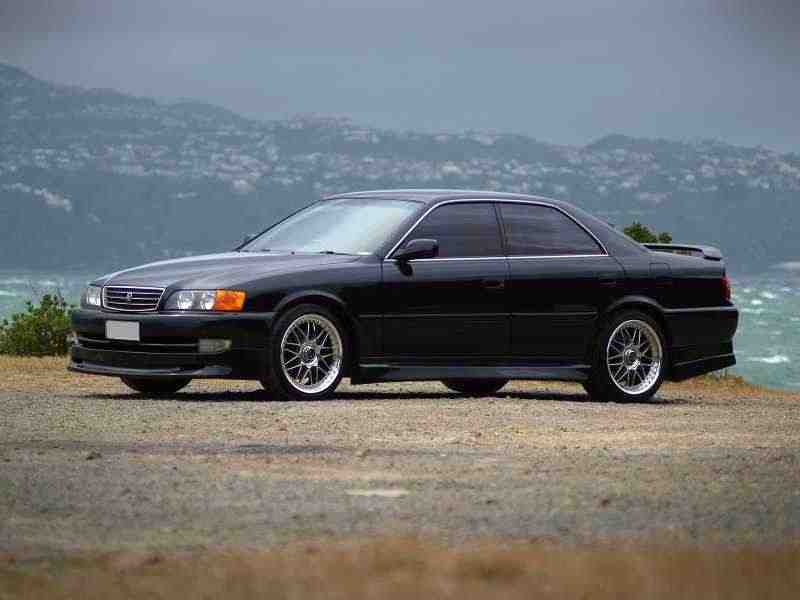 Toyota Chaser X100седан 2.5 Twin-Turbo MT 1996–1998