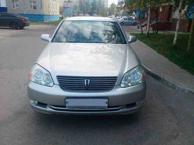 Toyota Mark II X110седан 3.0 AT 2000–2004