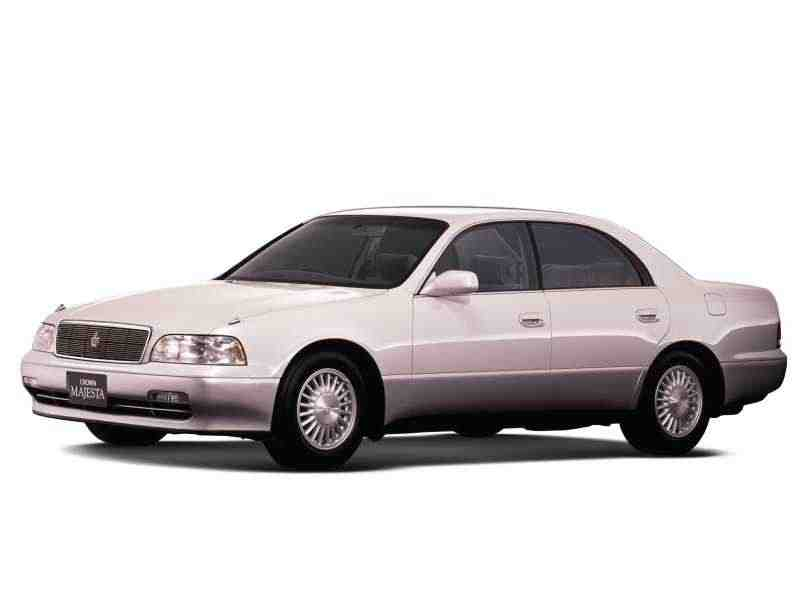 Toyota Crown Majesta S140хардтоп 4.0 AT 4WD 1992–1995