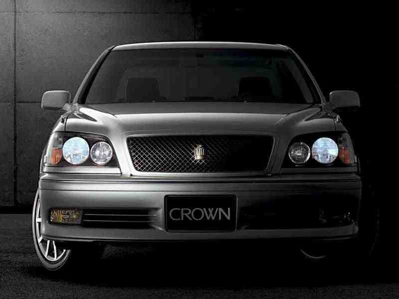 Toyota Crown S170седан 2.5 AT 4WD 1999–2001