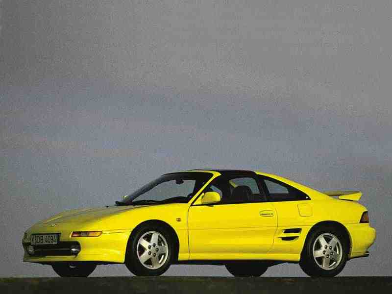 Toyota MR2 W20купе 2.2 MT 1993–2000