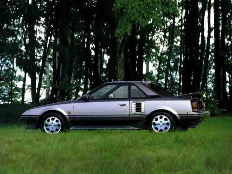 Toyota MR2 W10купе 1.6 turbo MT 1988–1989