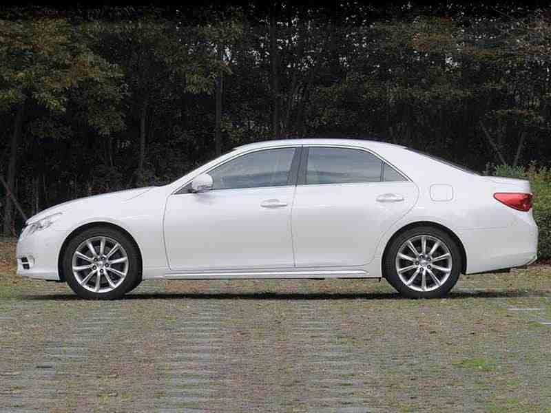 Toyota Mark X 2 поколение седан 3.5 AT 2009–2011