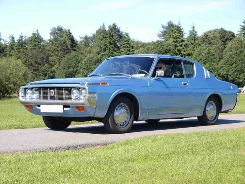 Toyota Crown S70 [рестайлинг] хардтоп 2.6 MT 1973–1974