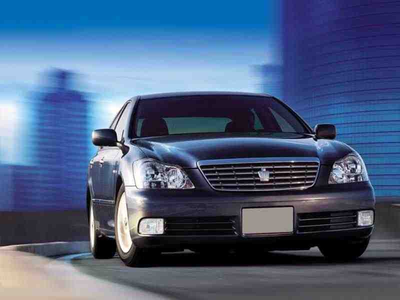 Toyota Crown S180седан 3.0 AT 2003–2005