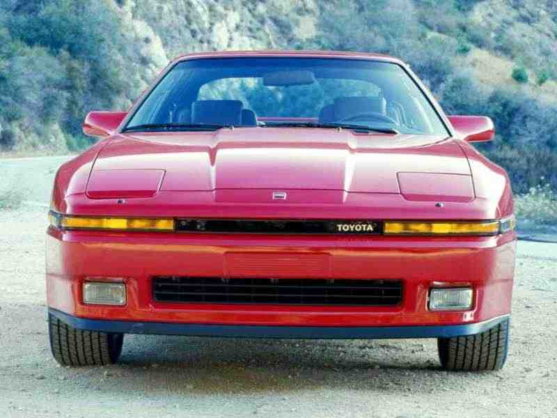 Toyota Supra Mark IIIтарга 2.0 Twin-Turbo MT Overdrive 1986–1988