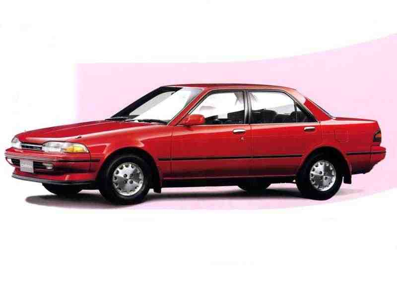 Toyota Carina T170JDM седан 1.6 AT 4WD 1988–1990