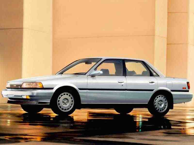 Toyota Camry V20седан 2.0 MT Overdrive 1987–1991