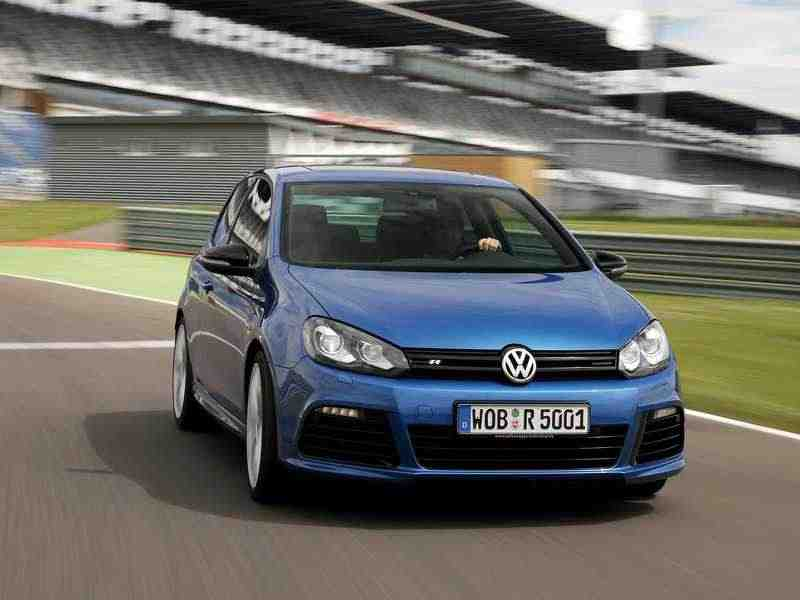 Volkswagen Golf 6 поколение R хетчбэк 3-дв. 2.0 TSI Turbo 4Motion DSG R 2009–2012