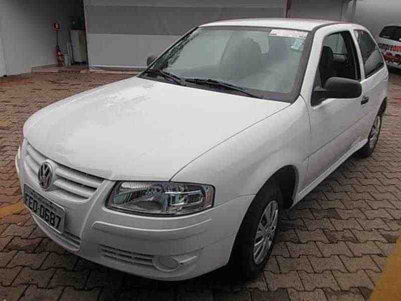Volkswagen Gol G4 [рестайлинг] хетчбэк 3-дв. 1.0 EcoMotion MT 2010–н. в.