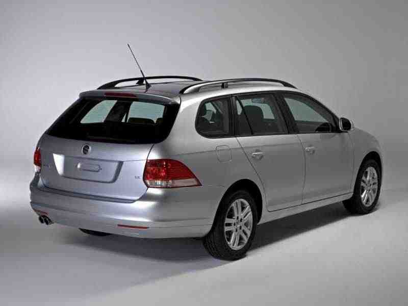 Volkswagen Jetta 5 поколение SportWagen универсал 1.9 TDI 4Motion MT 2008–2009