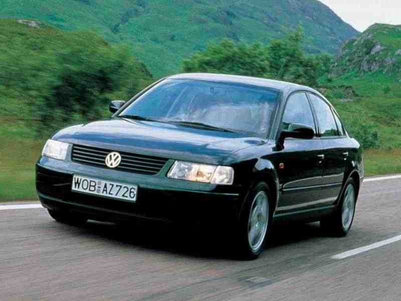 Volkswagen Passat B5седан 4-дв. 2.5 TDI 4Motion MT 1996–2000