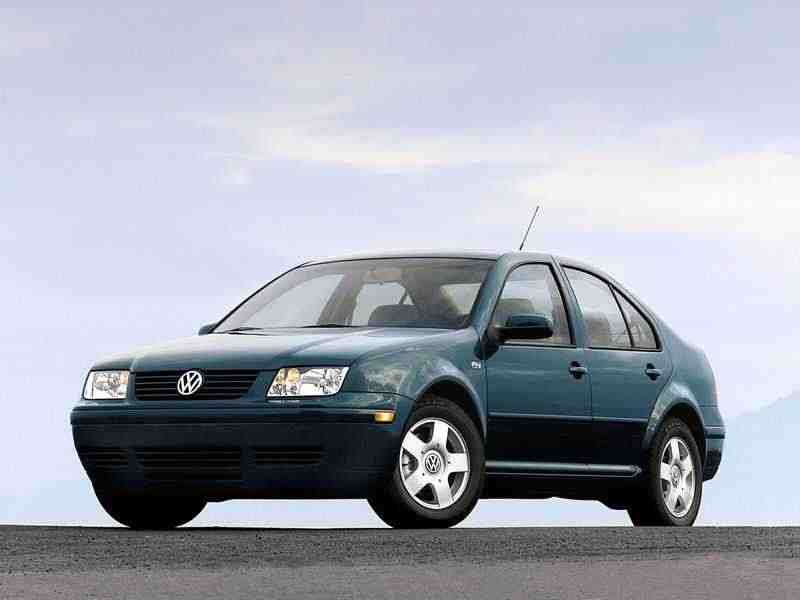 Volkswagen Jetta 4 поколение седан 1.8 5V Turbo AT 2001–2005