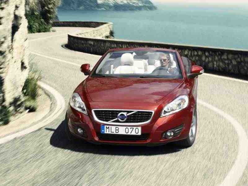 Volvo C70 2 поколение  [рестайлинг] кабриолет 2.5 T5 Geartronic DSG Summum (2013) 2009–2013