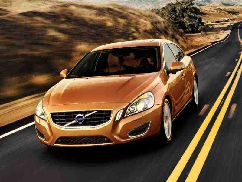 Volvo S60 2 поколение седан 1.6 T4 Powershift Kinetic (2012) 2010–2013