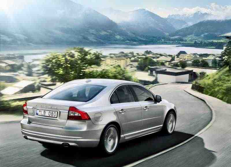 Volvo S80 2 поколение  [2-й рестайлинг] седан 3.0 T6 Geartronic AWD Summum (2014) 2013–н. в.