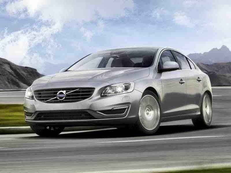 Volvo S60 2 поколение  [рестайлинг] седан 2.5 T5 Geartronic AWD Kinetic (2014) 2013–н. в.