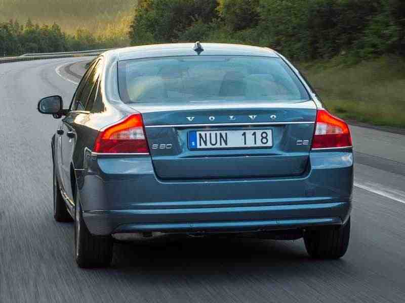 Volvo S80 2 поколение  [рестайлинг] седан 3.0 T6 Geartronic AWD Executive (2013) 2006–2013